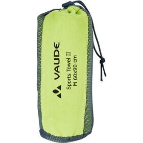 VAUDE Sports II Towel size M, pistachio
